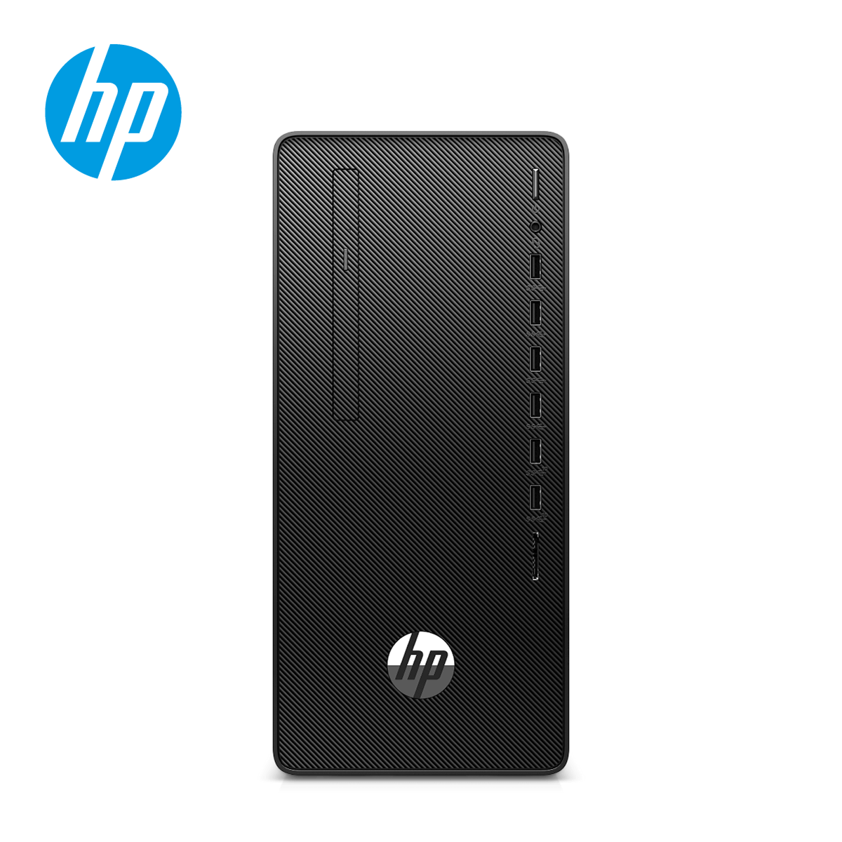 HP 280 Pro G6 Microtower (i3, Black)