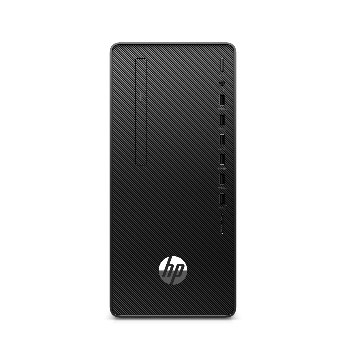 HP 280 Pro G6 Microtower (i3, Black)