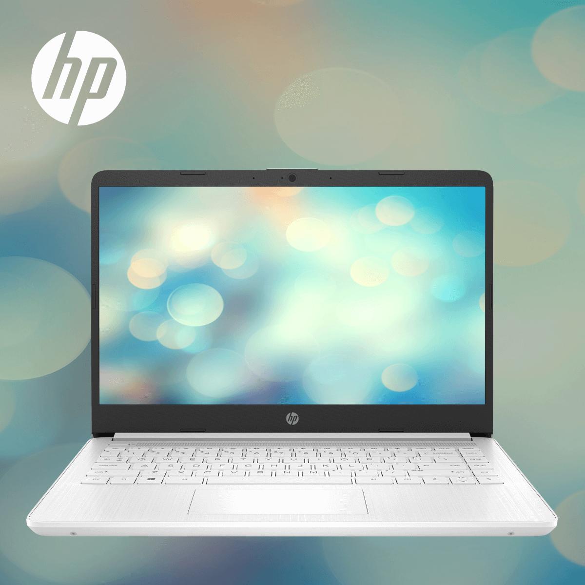 HP 14s (i5, SnowFlake White)