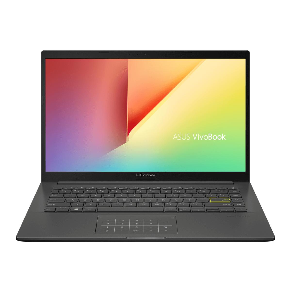 ASUS VivoBook 14 - S14 (i3, 512GB, Indie Black)