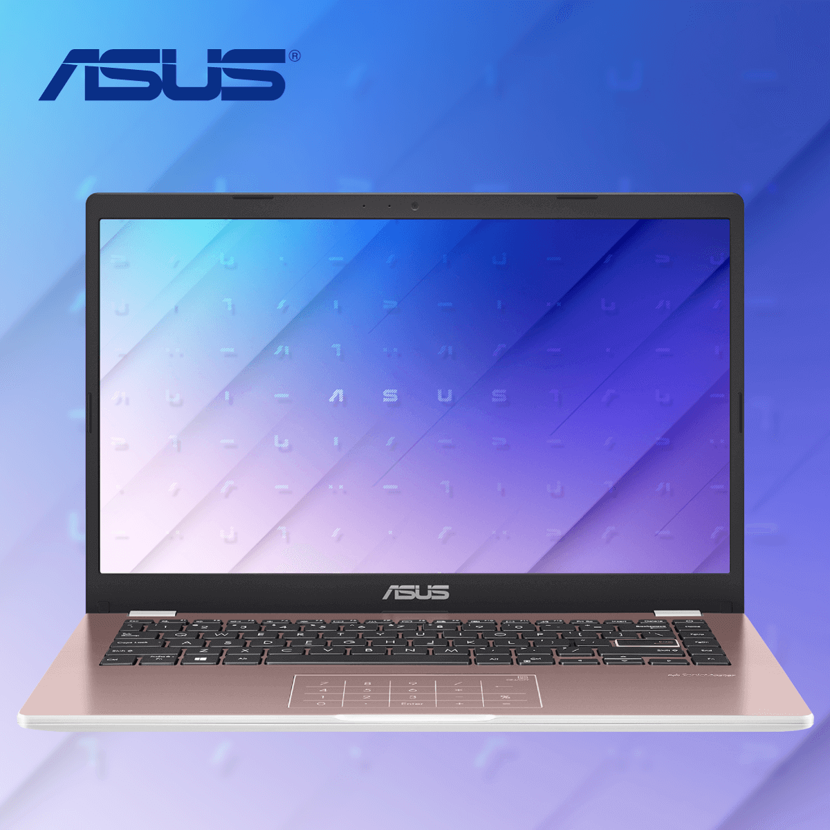 ASUS VivoBook 14 (N4020, Rose Gold)