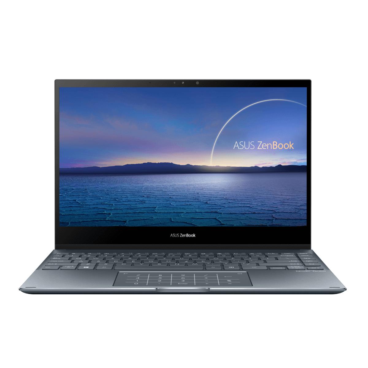 ASUS ZenBook Filp 13 (i7, Pine Grey)