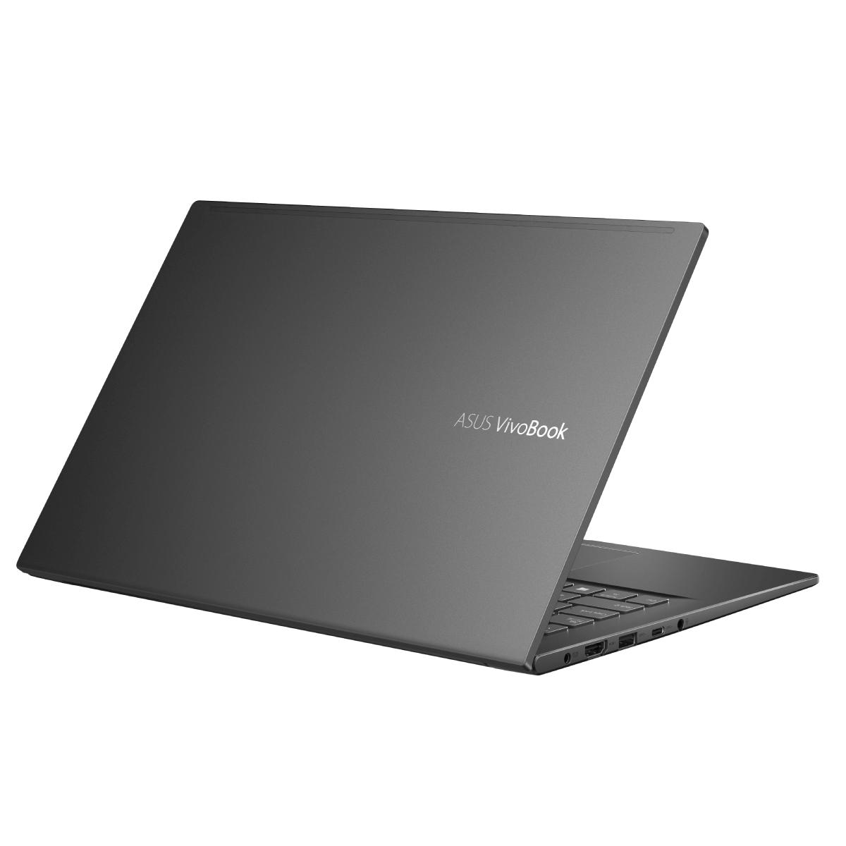 ASUS VivoBook 14 - S14 (i7, Indie Black)