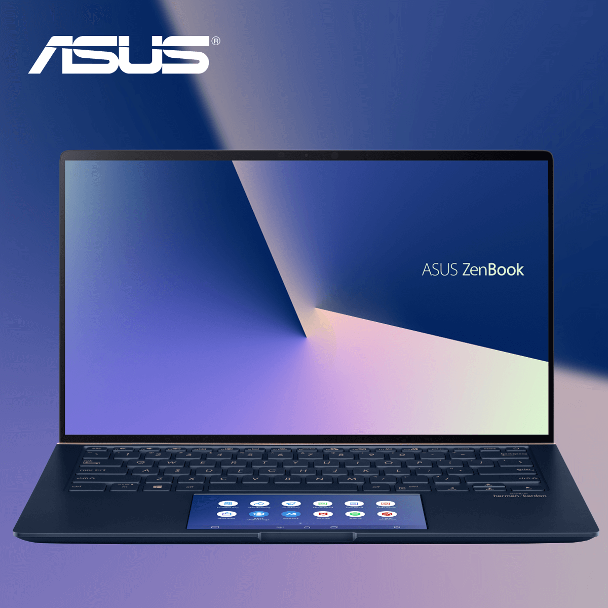 ASUS ZenBook 14 (i5, Royal Blue)