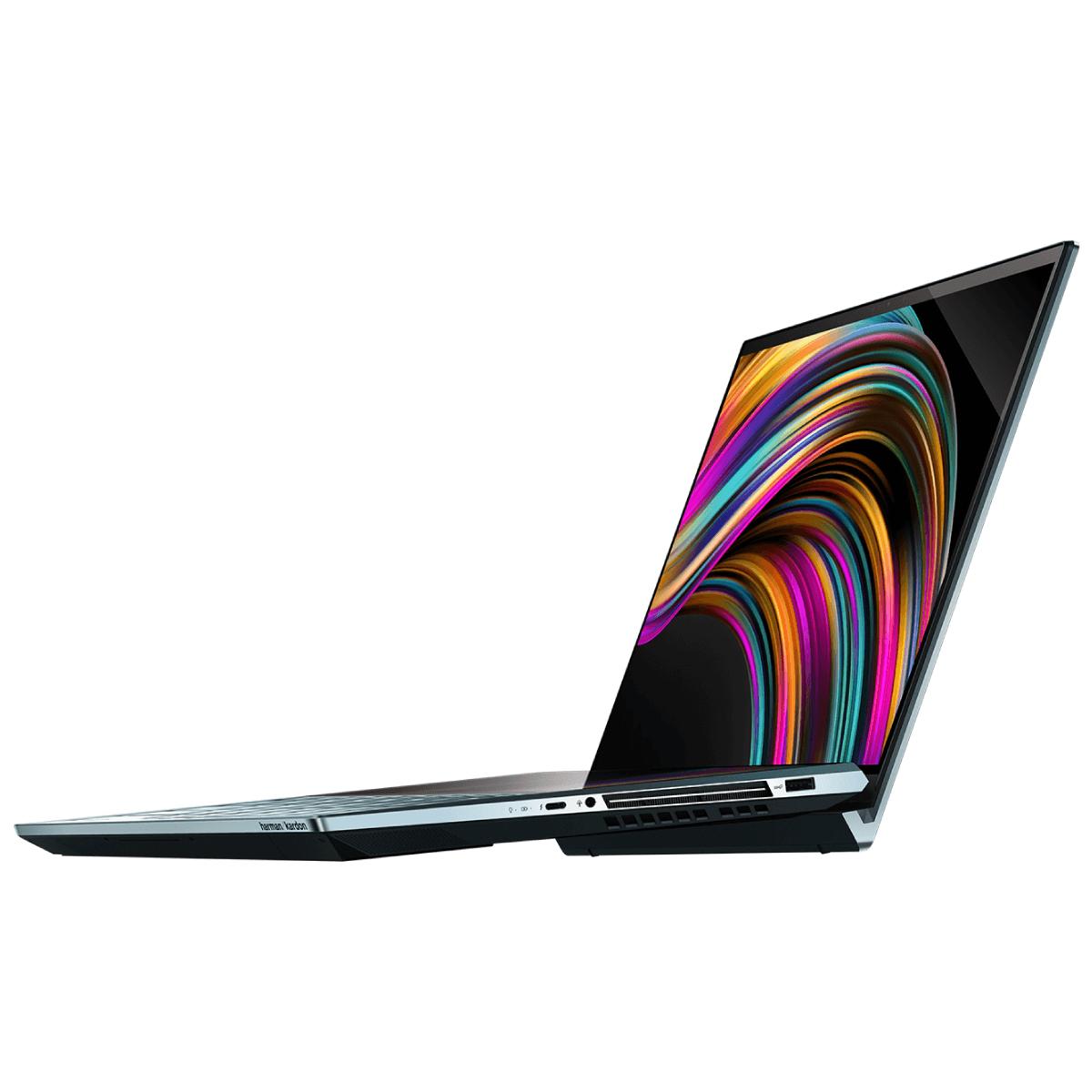 ASUS ZenBook Pro Duo (i9, Celestial Blue)