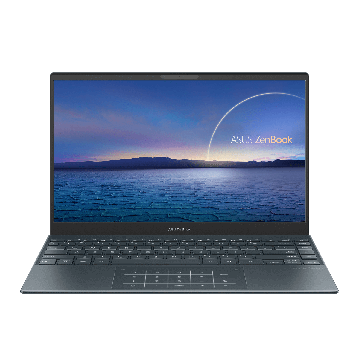 ASUS ZenBook 13 (i7, Pine Grey)