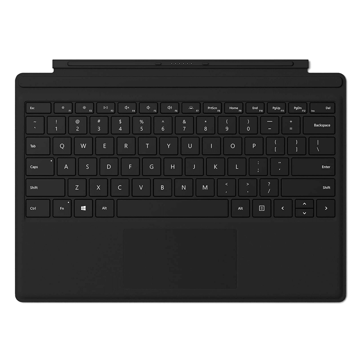 Microsoft Surface Type Cover Keyboard - Black - Chinese