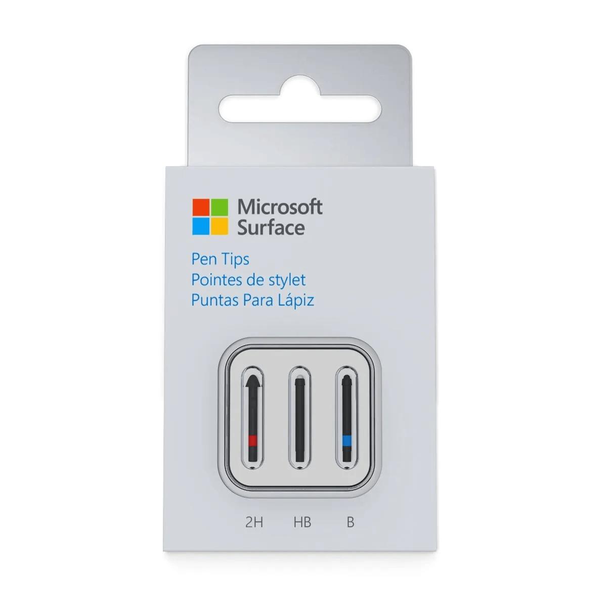 Surface Pen Tips Kit (3 Tips)