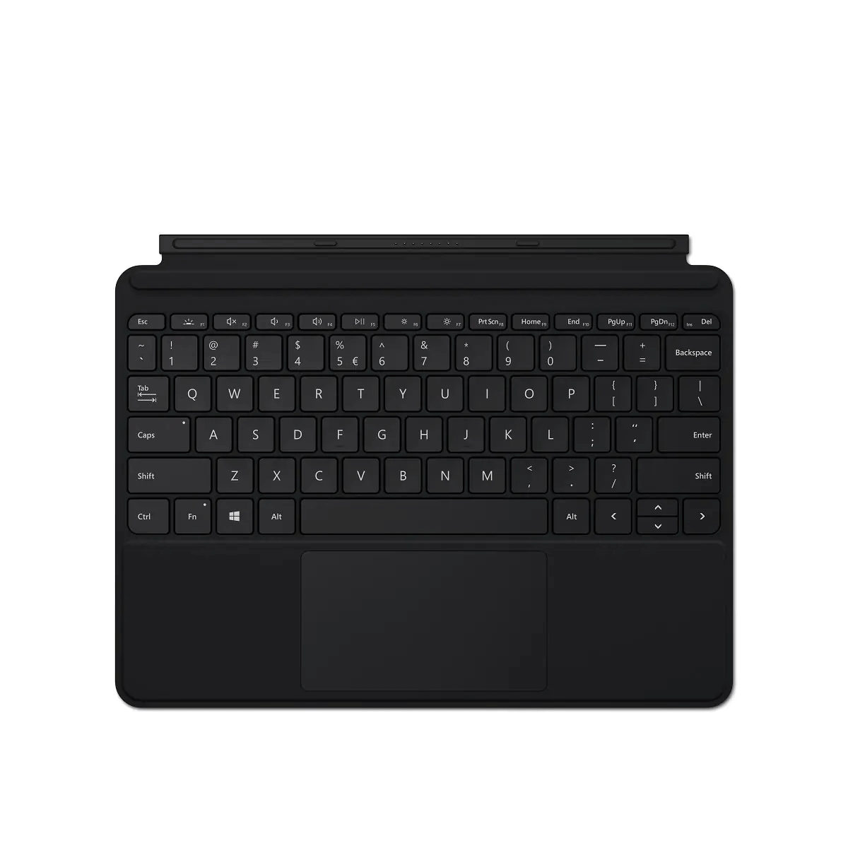Microsoft Surface Go Type Cover Black English