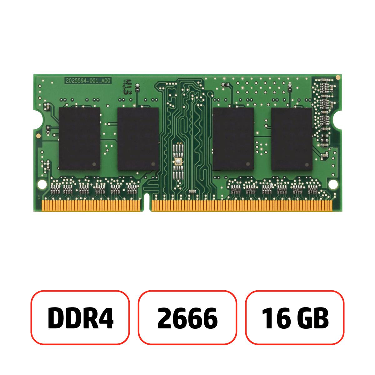 DDR4-2666 16GB SO-DIMM