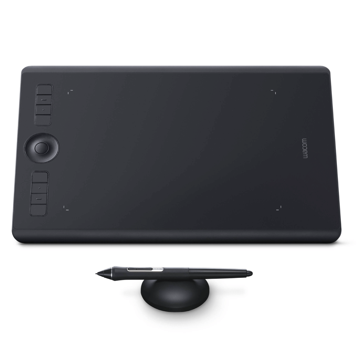 """Wacom Intuos Pro M - 6"""" x 9"""" pen&touch tablet"""