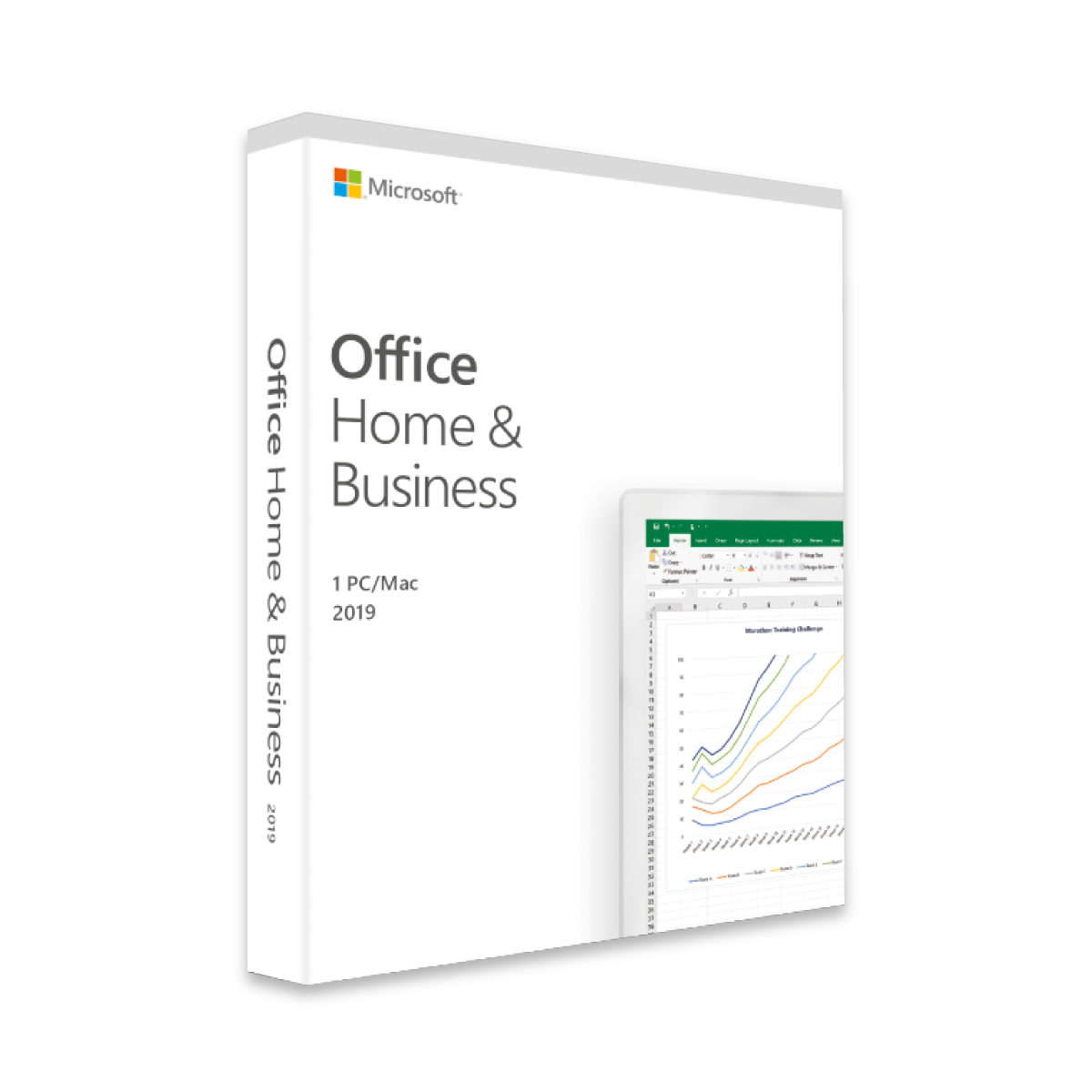Microsoft Office Home and Business 2019(Medialess)