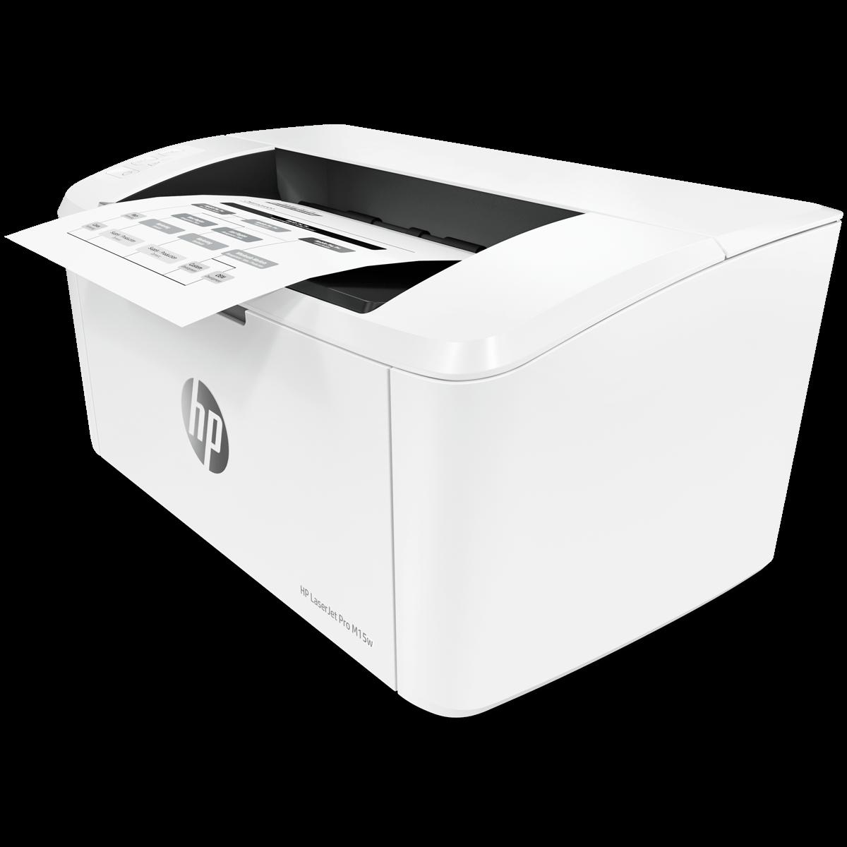 HP LaserJet Pro M15w打印機